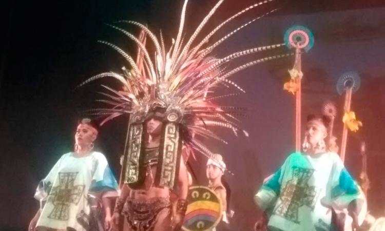 Llega a Puebla Ritual a Quetzalcóatl l; cumple 30 años