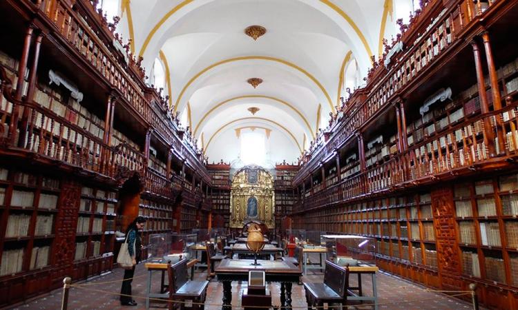 Darán seminario de literatura virreinal de Puebla en la Palafoxiana