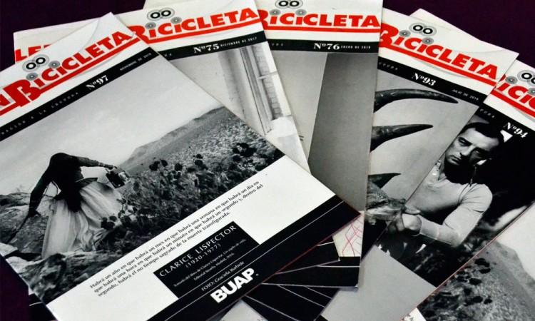 La revista Leer en Bicicleta cumple 22 años