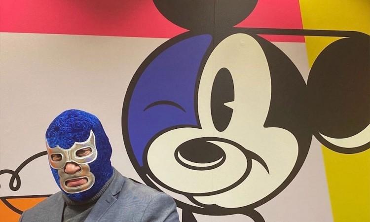 Blue Demon Jr con nuevo proyecto en puerta