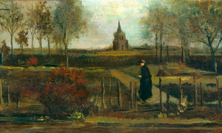 Roban cuadro de Van Gogh de un museo cerrado por  coronavirus