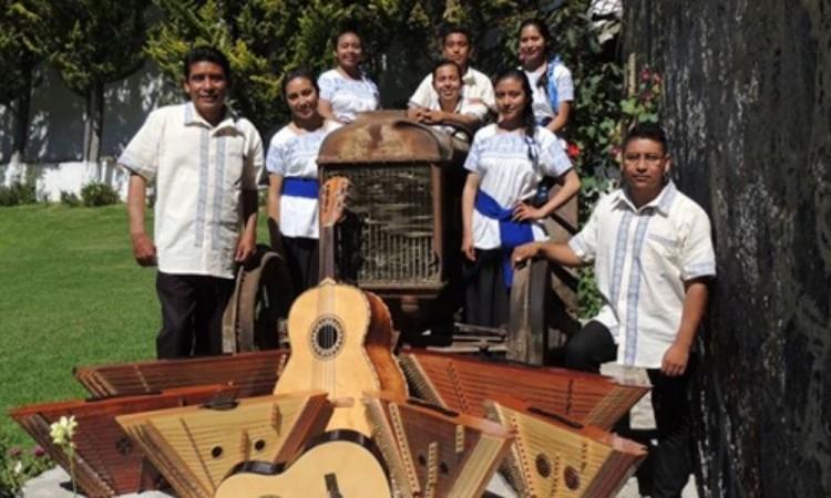 Salterios legado musical de Tlaxcala