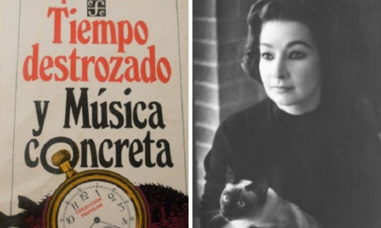Fallece cuentista mexicana Amparo Dávila