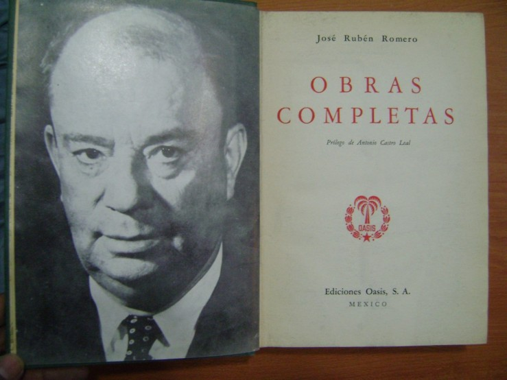 Comienza registro para Novela José Rubén Romero 2020