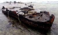 Localizan vestigios de un naufragio de hace más de 200 años