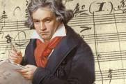 Realizan festejo por el 250 aniversario del nacimiento de Ludwig van Beethoven