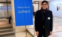 Eduardo Vega obtiene beca para The Juilliard