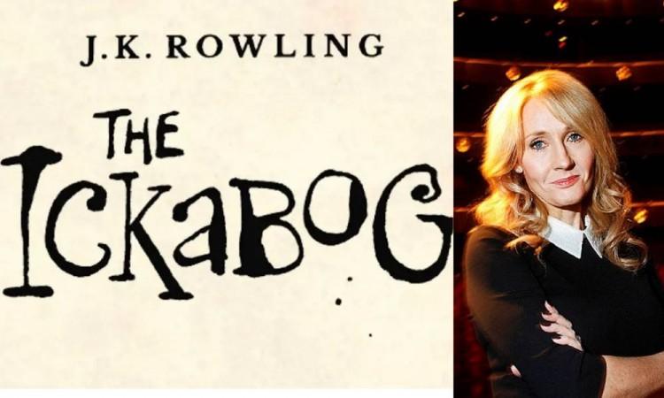 J. K.Rowling publicará en línea 'The Ickabog'