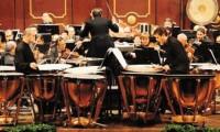 Orquesta Sinfónica Nacional interpreta Fantasía para dos timbalistas de Philip Glass