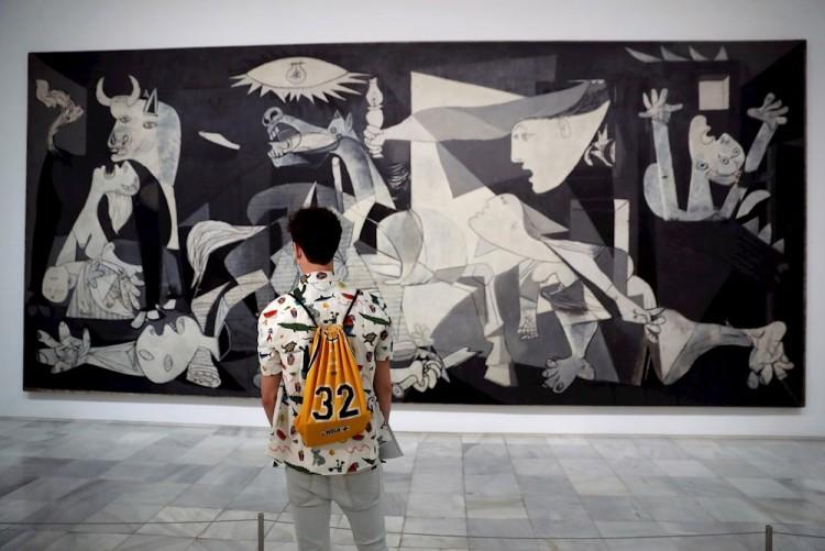 El Guernica tendrá pocos visitantes
