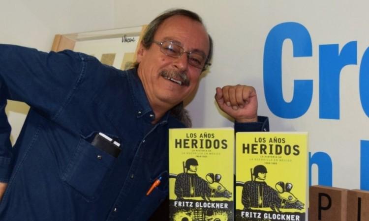El poblano Fritz Glockner entre los finalistas de la Semana Negra