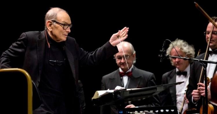 El músico italiano Ennio Morricone, fallecido hoy a los 91 años