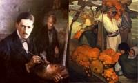 Saturnino Herrán precursor del muralismo mexicano