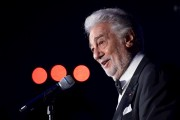 Jamás me retiraré de la música: Plácido Domingo