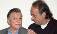 Serrat y su antología de Benedetti, el poeta más cantado en español