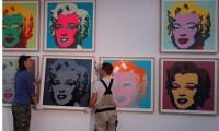 Exposición de Andy Warhol, icono del pop art, desembarca en Moscú