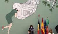 """""""Efecto Mariposa"""" arte  por el medio ambiente"""