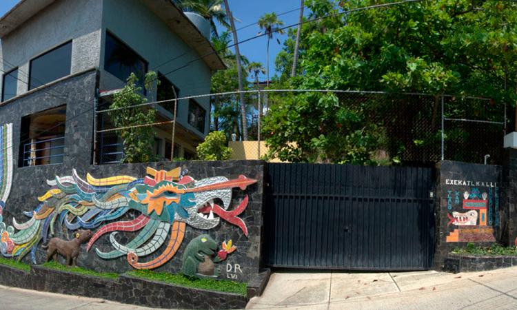 Invertirán 83 mil dólares en restaurar obra de Diego Rivera en Acapulco