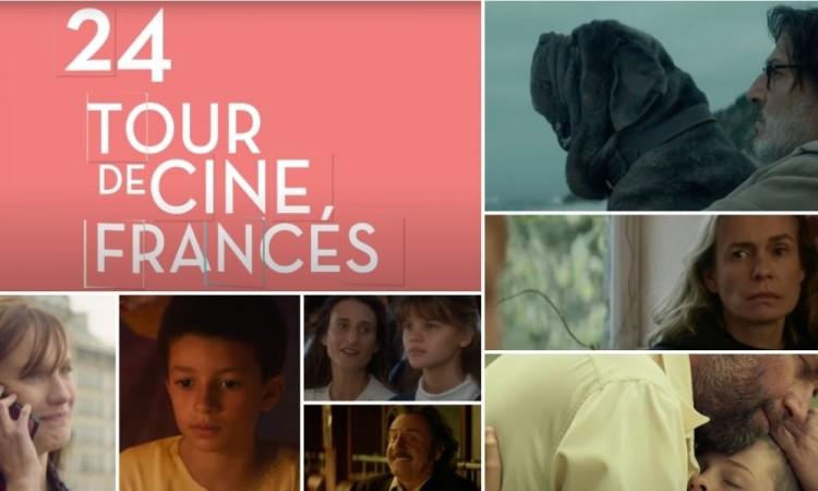 Llegará el Tour de Cine Francés en su 24 edición 2020