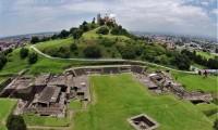 Reabrió bajo la nueva normalidad la Zona Arqueológica de Cholula