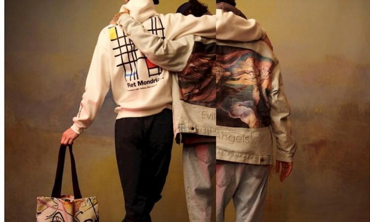 """Mondrian y Kandinsky, de los museos al """"streetstyle"""""""