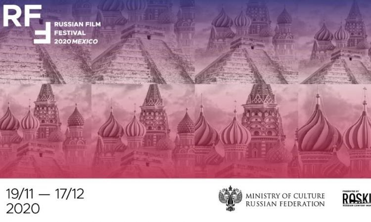 Presenta Russian Film Festival su imagen para este 2020