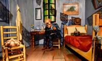 """""""Van Gogh Alive"""" celebra a los muertos en su exposición itinerante en la CDMX"""