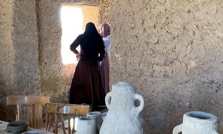 La lengua de los bereberes del oasis de Egipto se desvanece lentamente
