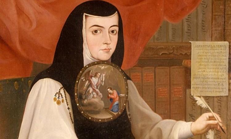Sor Juana Inés de la Cruz cultivó la poesía, la lírica, el teatro y la prosa