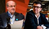 Cercas y Salman Rushdie creen que la humanidad no cambiará por la pandemia