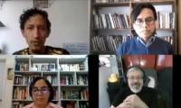 Escritores poblanos presentan colección Ficción exprés en el Encuentro de Narrativa Breve Edmundo Valadés Sonora 2020