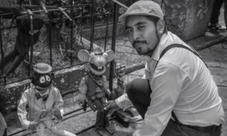 El Movilista Títeres fomenta y difunde la tradición titiritera de Huamantla, Tlaxcala