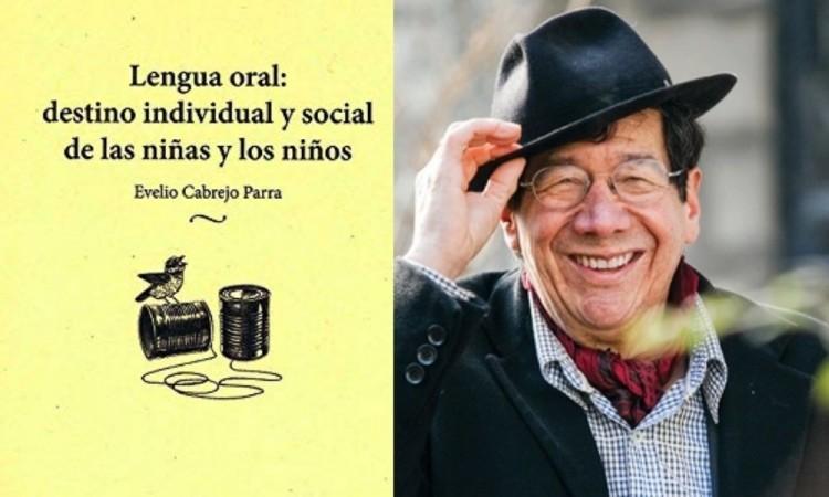 """""""La apropiación de la lengua oral es un verdadero enigma, ella se pierde con el enigma de la humanidad"""": Evelio Cabrejo"""