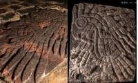 Localiza INAH bajorrelieve de un águila real descubierto en el Proyecto Templo Mayor