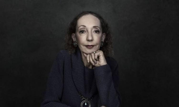 Recibe Joyce Carol Oates Premio Pepe Carvalho de novela negra
