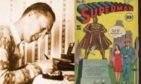 Sale a la luz un inédito poema de Nabokov inspirado en Superman
