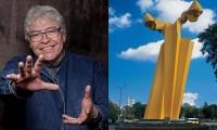 El escultor Sebastián es nuevo miembro de Academia de Bellas Artes de Florencia