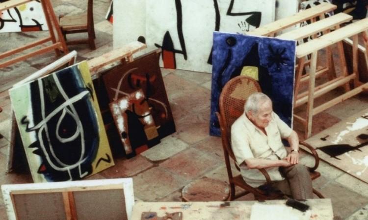 El diálogo improbable entre Joan Miró y el chino Zao Wou-Ki