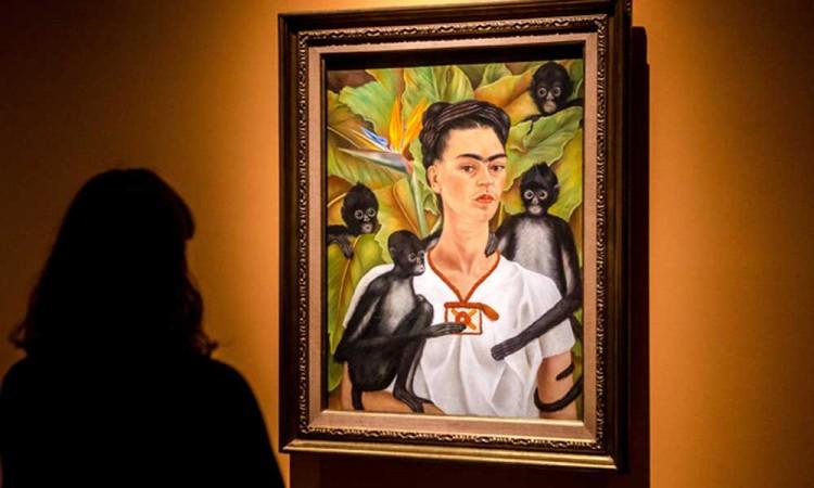 Muestra inmersiva en México abrirá la vida, obra y sentires de Frida Kahlo