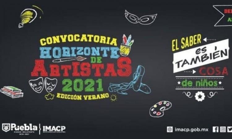 Impulsan talento artístico de niños en Puebla
