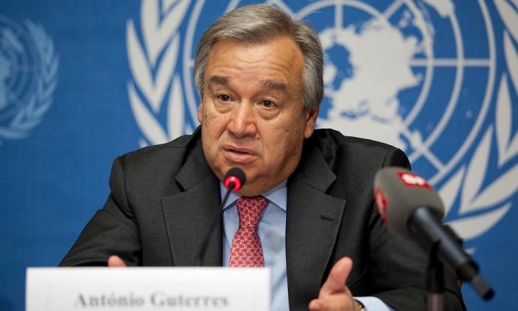 Asume António Guterres liderazgo de la ONU