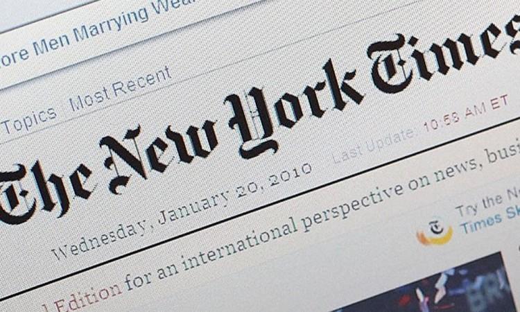 Retiran al New York Times de China