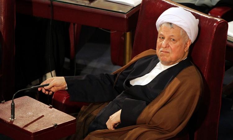 Muere expresidente de Irán