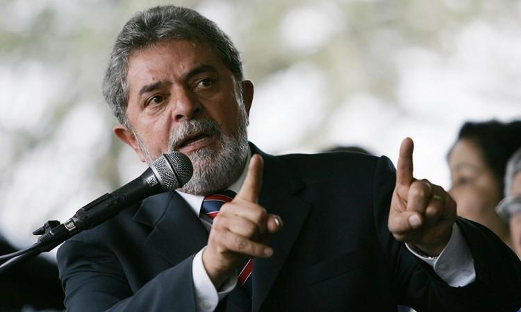 Va Luiz Inacio Lula da Silva por 3er mandato presidencial