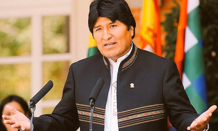 Pide Evo al pueblo mexicano mirar más al sur
