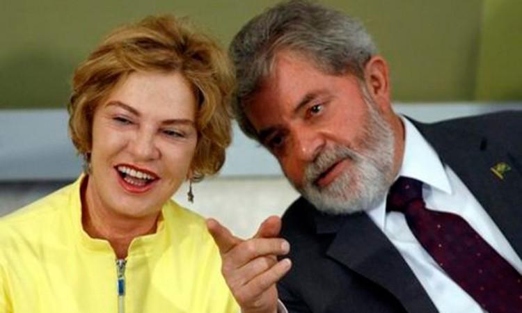 Fallece Marisa Rocco, esposa de Lula da Silva