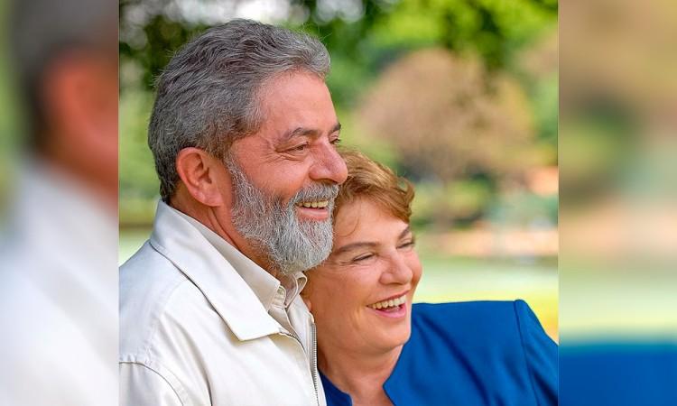 Muere la esposa de Lula da Silva