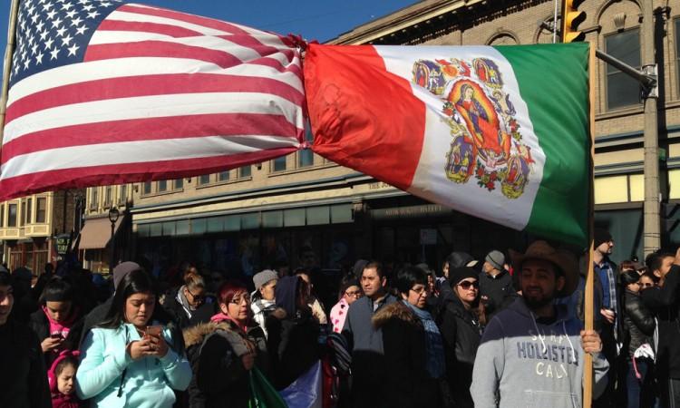 Vive Estados Unidos un día sin inmigrantes