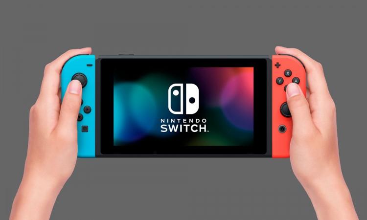 Combinan portabilidad y  la sala con el Nintendo Switch