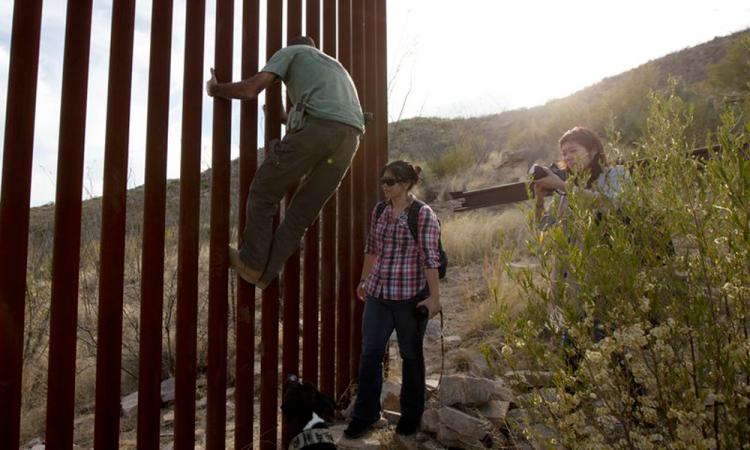 Contratistas del muro de Trump temen un entorno hostil